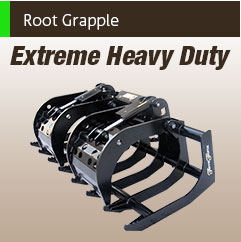 Root Grapple - Extreme Haevy Duty